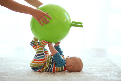 Säuglinge und Kleinkinder